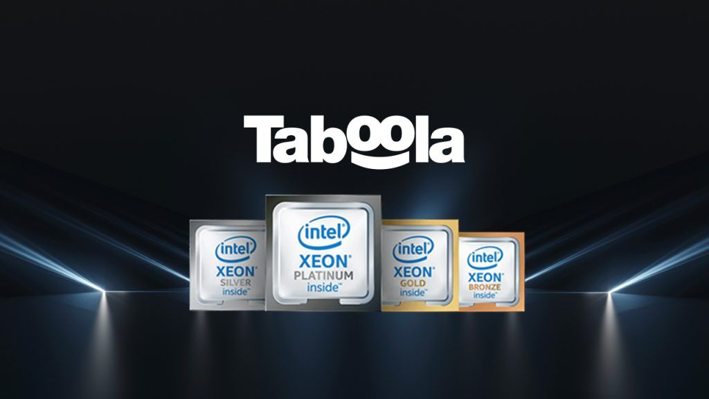 Optimizing Taboola TensorFlow* Serving Application on Intel® Xeon® Scalable Processors