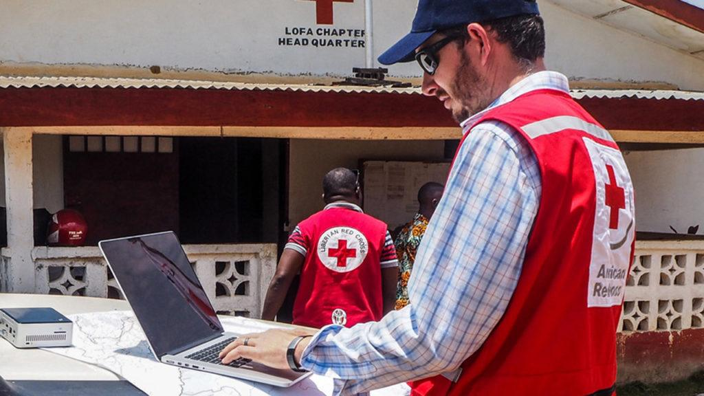 2020 CES: The American Red Cross and Intel Use AI for Disaster Preparedness