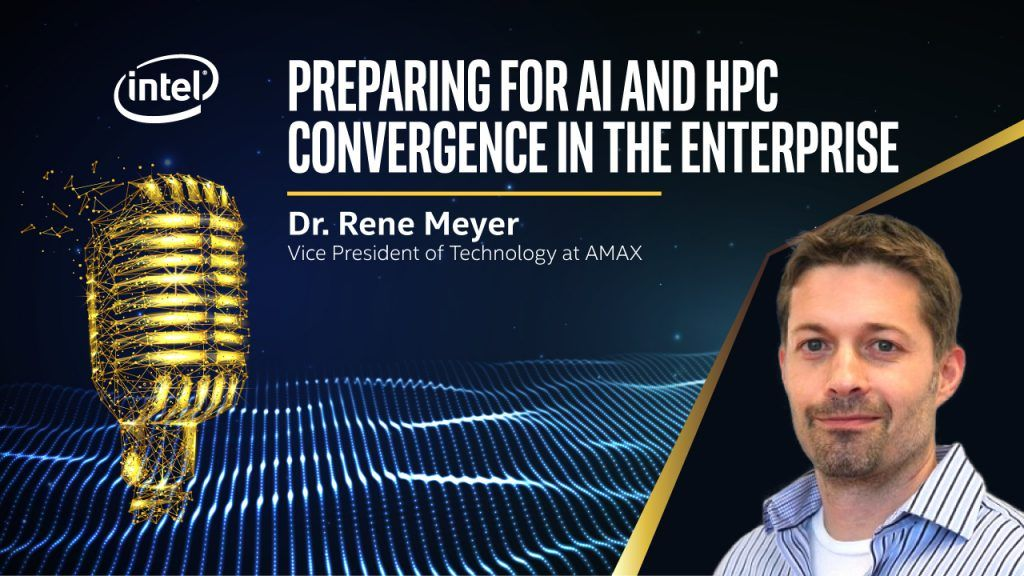 Preparing for AI and HPC Convergence in the Enterprise