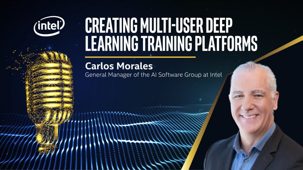 Creating Multi-User Deep Learning Training Platforms