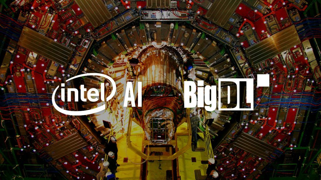 Combining Big Data Analytics and Deep Learning for the Large Hadron Collider