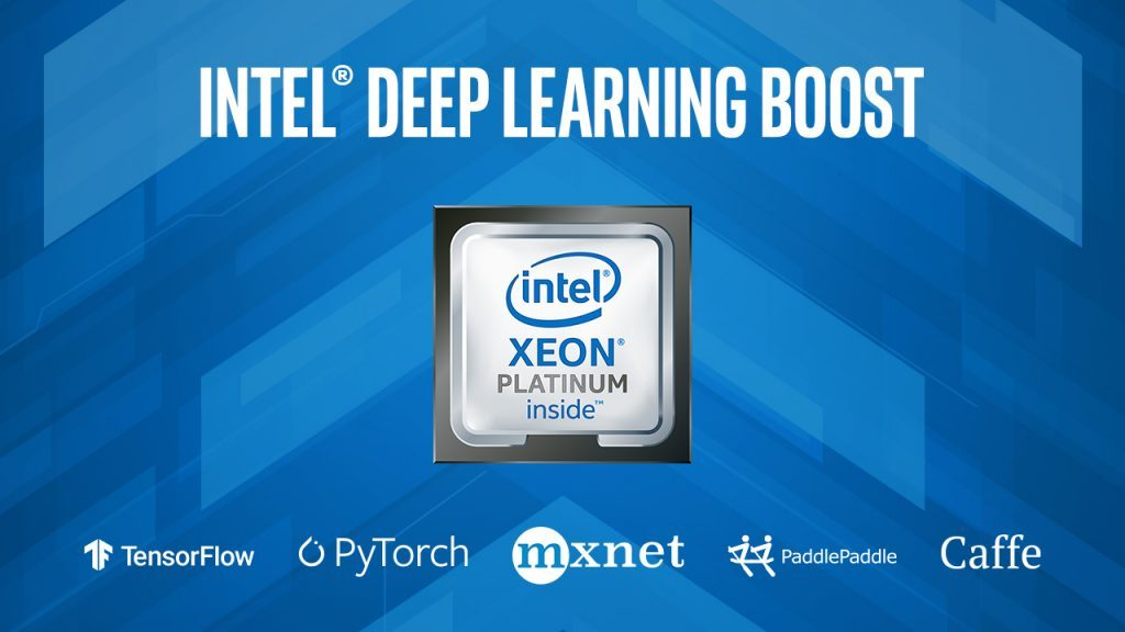 Increasing AI Performance and Efficiency with Intel® DL Boost