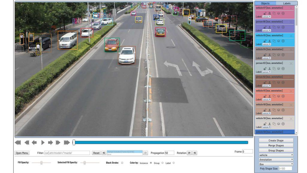 CVAT: Speeding Up Image Annotation since 2018