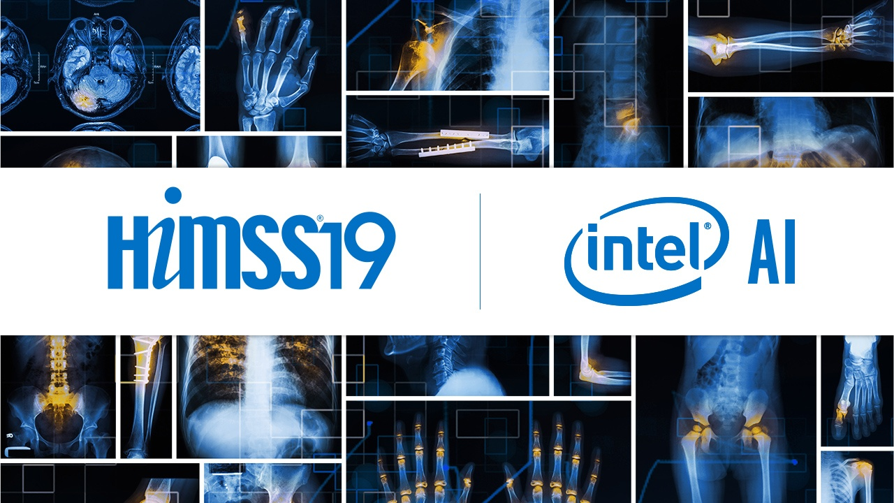Intel AI for Healthcare Solutions Featured at HIMSS 2019
