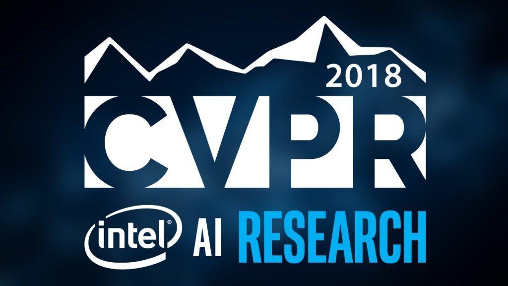 CVPR 2018 research