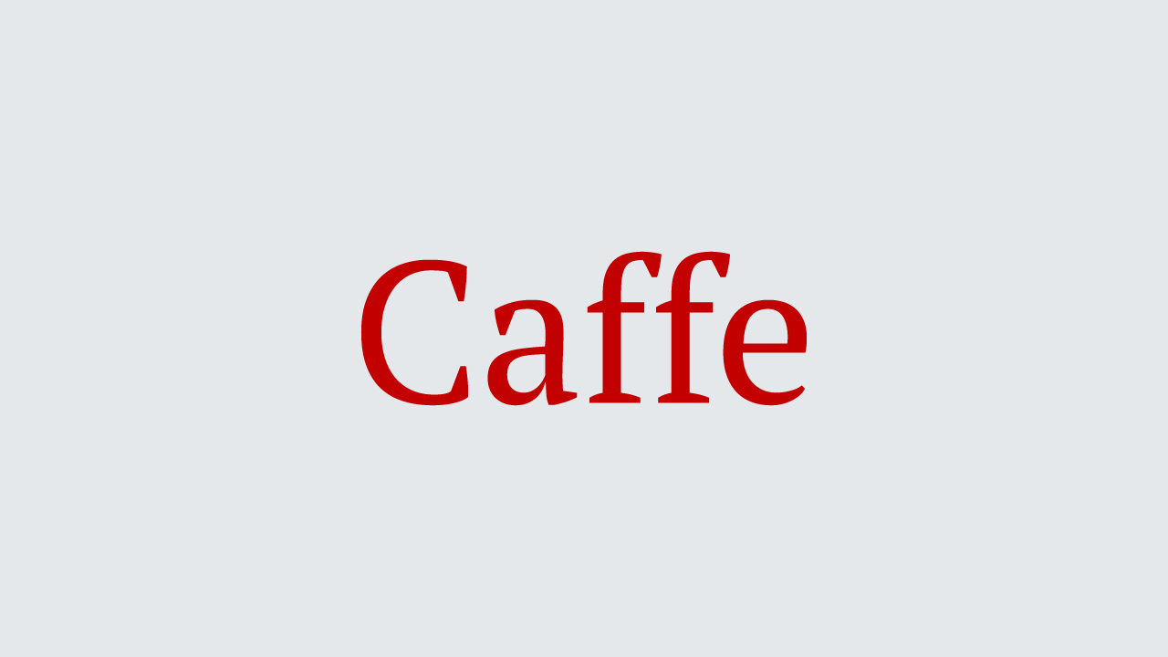 Intel® Optimization for Caffe*