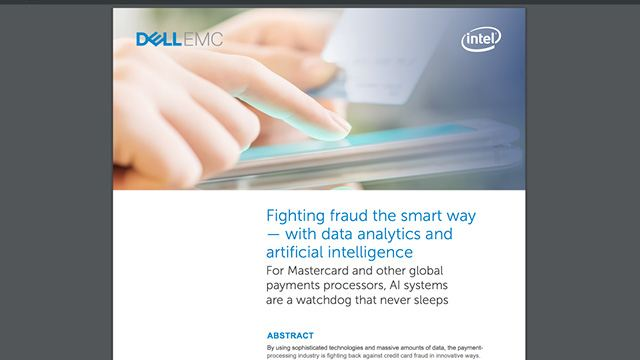 Mastercard: Fighting Fraud the Smart Way