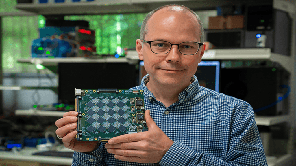 Intel's Pohoiki Beach, a 64-Chip Neuromorphic System