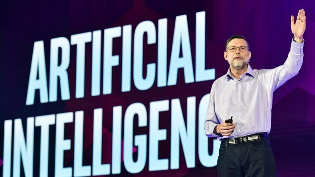 Intel AI at Baidu Create