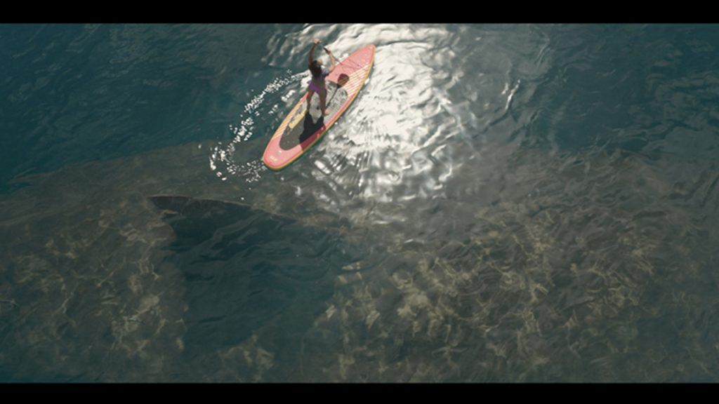 Intel Artificial Intelligence Helps Bring 'The Meg' Mega Shark to the Big Screen