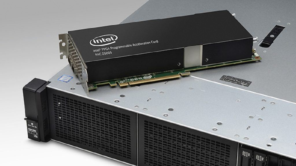 Intel Expands Workload Acceleration with Hewlett Packard Enterprise in New Programmable Acceleration Card