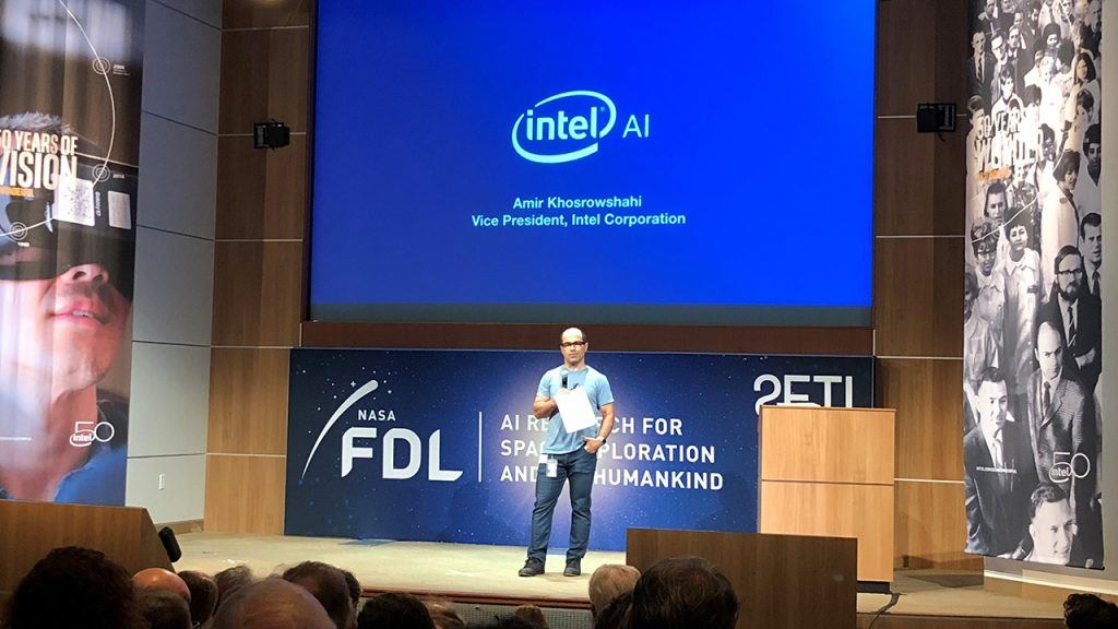 Intel Hosts NASA Frontier Development Lab Demo Day for 2018 Research Presentations