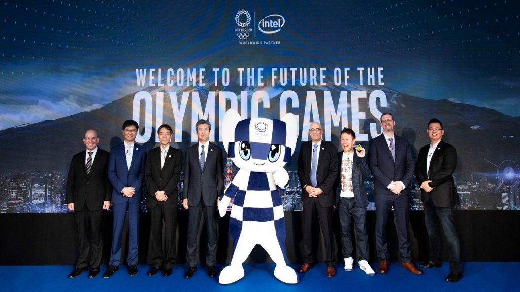 Intel Technology Propels Olympic Games Tokyo 2020 into the Future