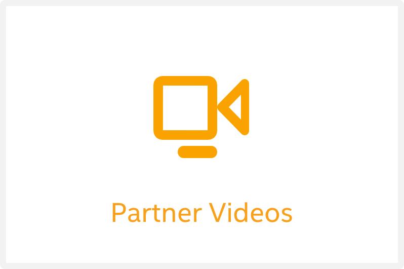 Partner Videos