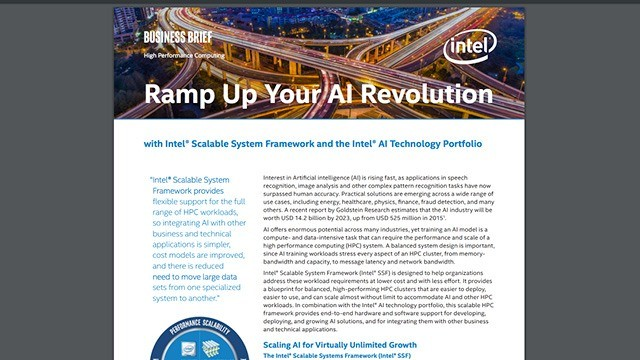 Ramp Up Your AI Revolution