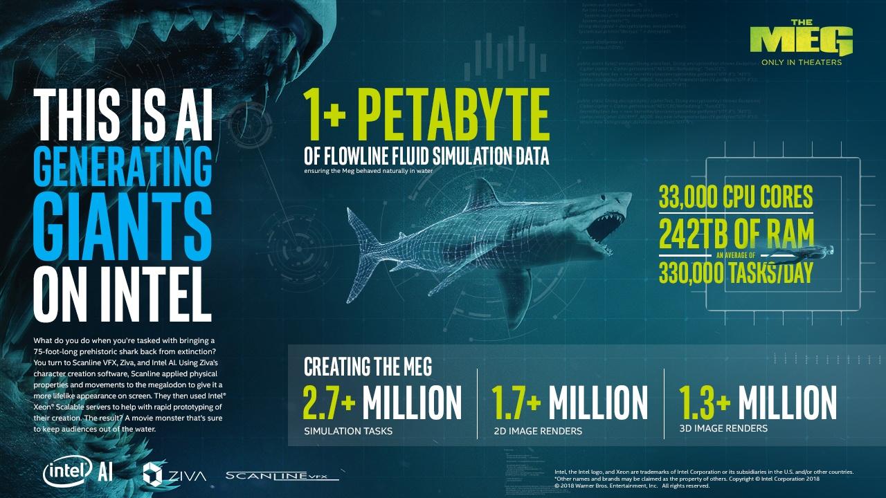 The Meg Infographic