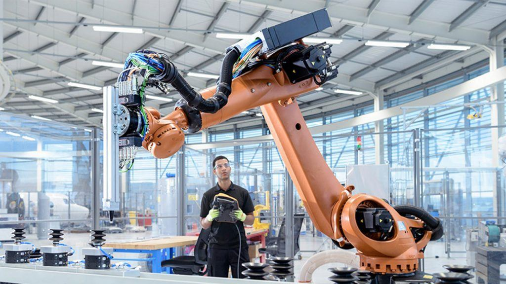 Intel Powering Industry 4.0 for Smart Manufacturing and Data-Centric Transformation