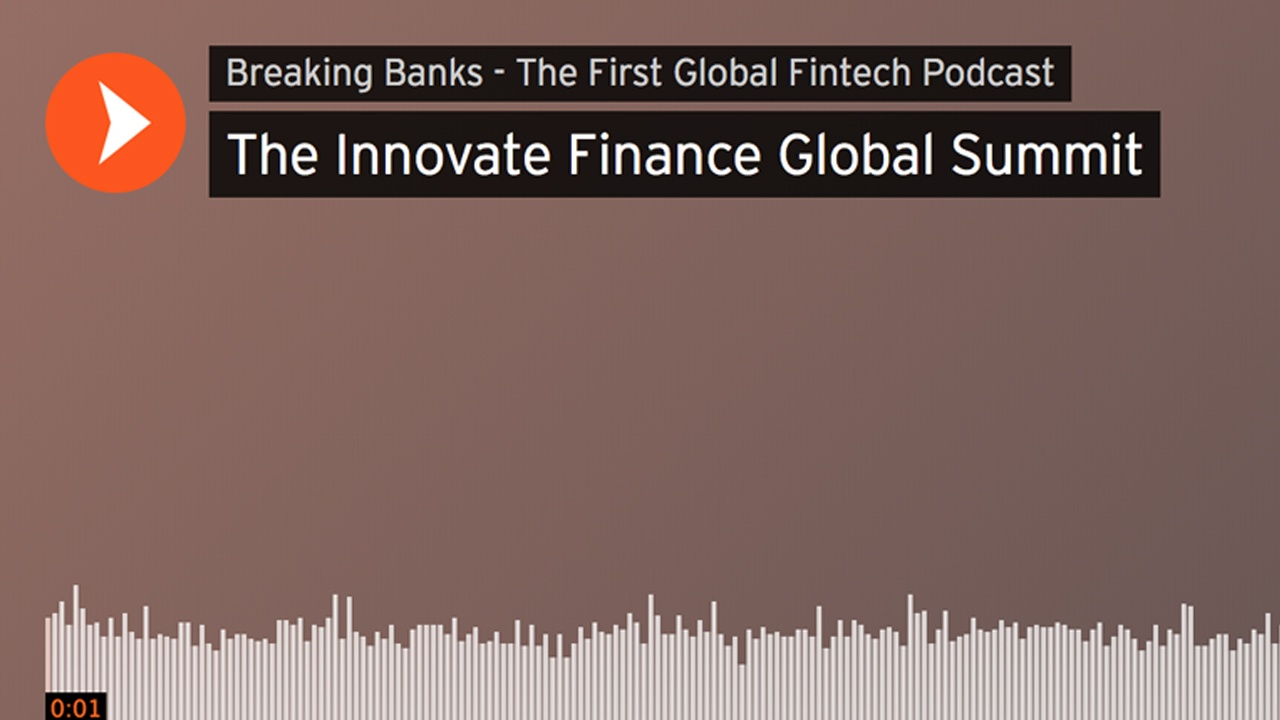 The Innovate Finance Global Summit