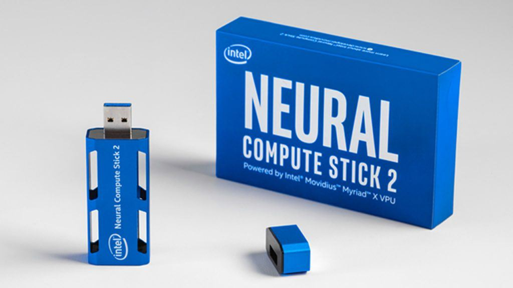 Images: Intel Unveils the Intel Neural Compute Stick 2 at Intel AI Devcon Beijing for Building Smarter AI Edge Devices