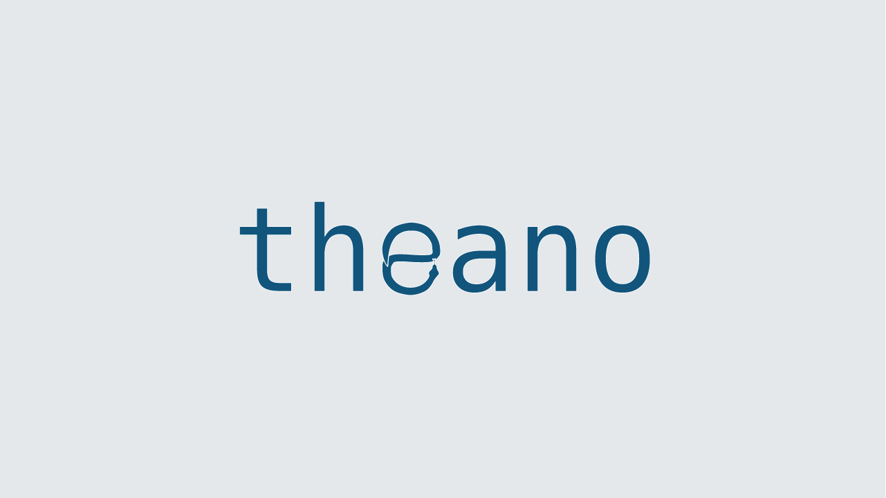 Intel® Optimization for Theano*