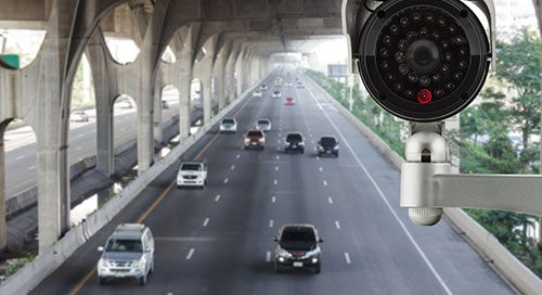 Security Camera Smart City