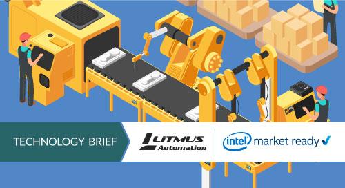 IIoT Smart Factory Industrial Internet of Things Factory 4.0
