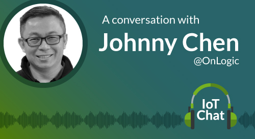 Johnny Chen IoT Chat