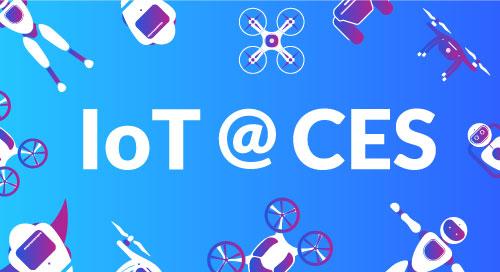 CES, IoT, 5G, AI