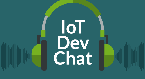 IoT Dev Chat Podcast, computer vision, digital display