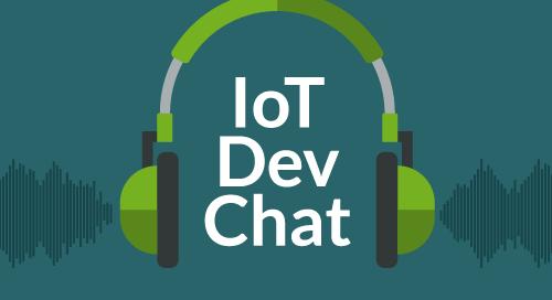 IoT Dev Chat Podcast, computer vision, digital display