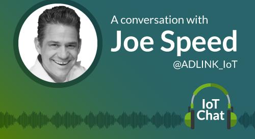 Joe Speed IoT Chat