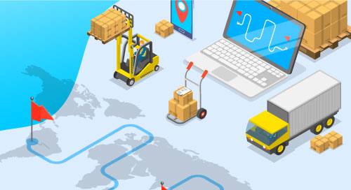 Supply chain management, cold chain, AI technology