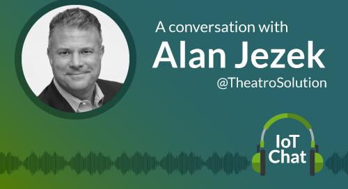 Alan Jezek IoT Chat