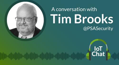 Tim Brooks IoT Chat