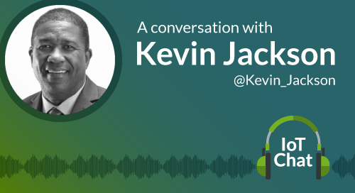 Kevin Jackson IoT Chat