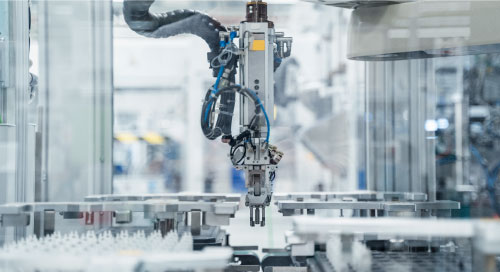Industrial IoT, embedded systems, smart factory