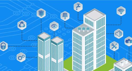 Smart building, building automation