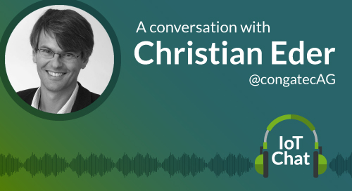 Christian Eder IoT Chat