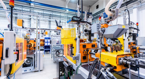 物聯網專案, AI, 智慧工廠