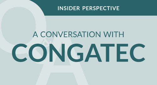 Insider Perspective: A Conversation with Congatec