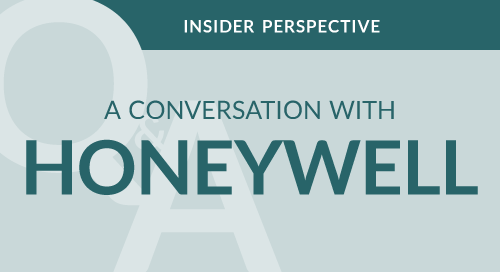 Insider Perspective: A Conversation with Honeywell International