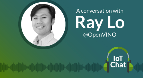 Ray Lo IoT Chat