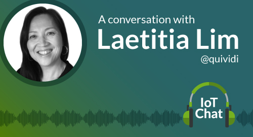 Laetitia Lim IoT Chat