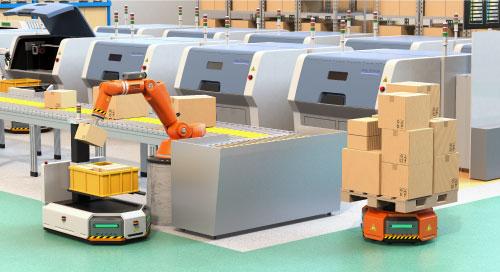 AI 機器人, 機器人視覺, 容器化