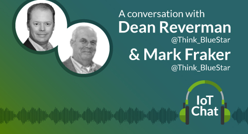 A conversation with Dean Reverman Mark Fraker BlueStar Systems integrator