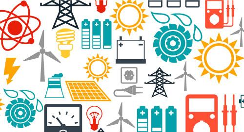 再生能源, 工业物联网