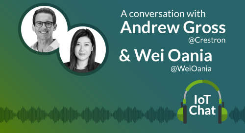 Andrew Gross & Wei Oania Collaboration technology