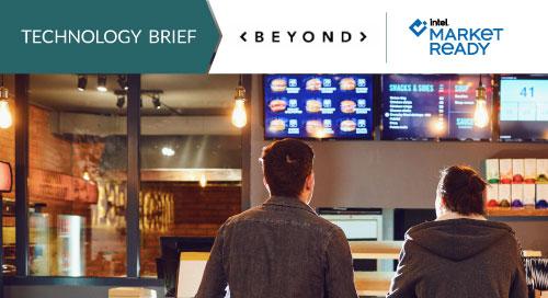 Digital display, retail analytics