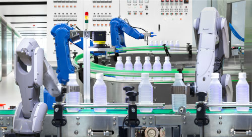 Next generation, smart factory, IIoT trends for manufacturing