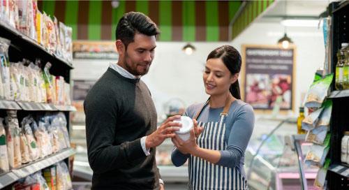 Smart retail, AI in retail